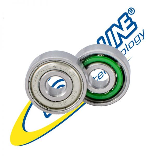 Roll Line - ABEC 1 bearings