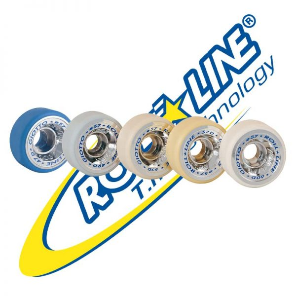 Roll Line - Giotto 55 57 wheels
