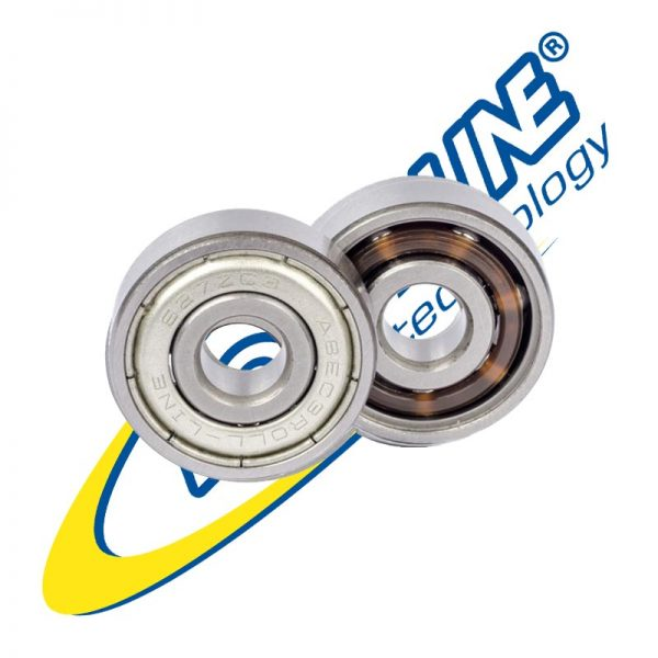 Roll Line - ABEC 3 bearings
